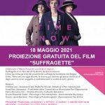 Cineforum - Suffragette